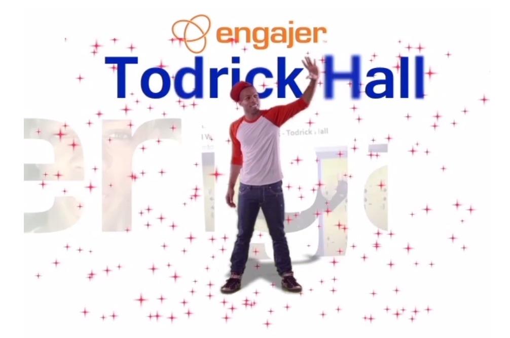 Todrick Hall engajer